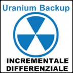 ESEGUIRE UNA COPIA INCREMENTALE O DIFFERENZIALE DEI DATI CON URANIUM BACKUP